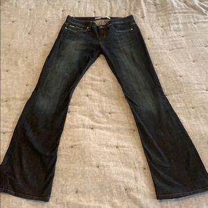 Joe's Jeans W28 Fit: Rocker. Like new